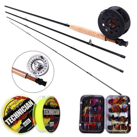 Image of Fish-Trapp Combos Fly Rod and Fly Reel Combo Deal