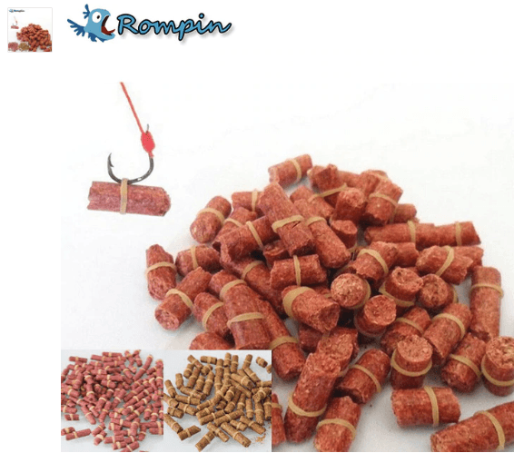 Red Carp Grass Fishing Baits