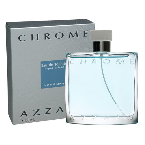 Azzaro - Chrome for Men Eau de Toilette Spray - Cantomart.co.za