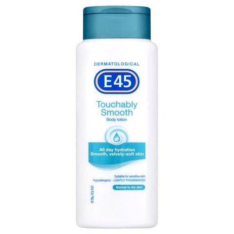E45 Body Lotion Touchably Smooth - 250ml - Cantomart.co.za