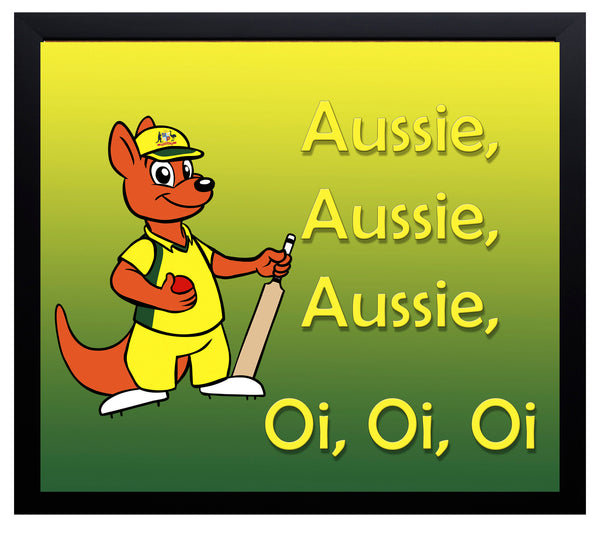 Kid's Room Sign - Aussie 1