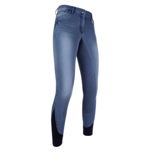 HKM Piemont Denim Jegging Breeches