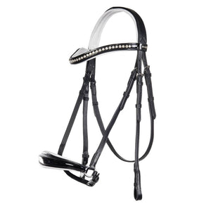 HKM Carolyn Drop Noseband Bridle