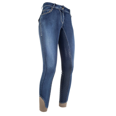 HKM Pasadena Denim Breeches