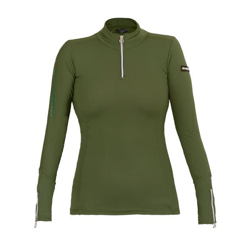 HorseGloss Bella Base Layer Olive