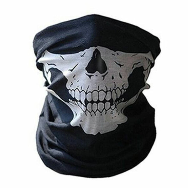 OP43 Skull Fabric Face Wrap