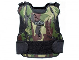 GXG Deluxe Camo Chest Protector