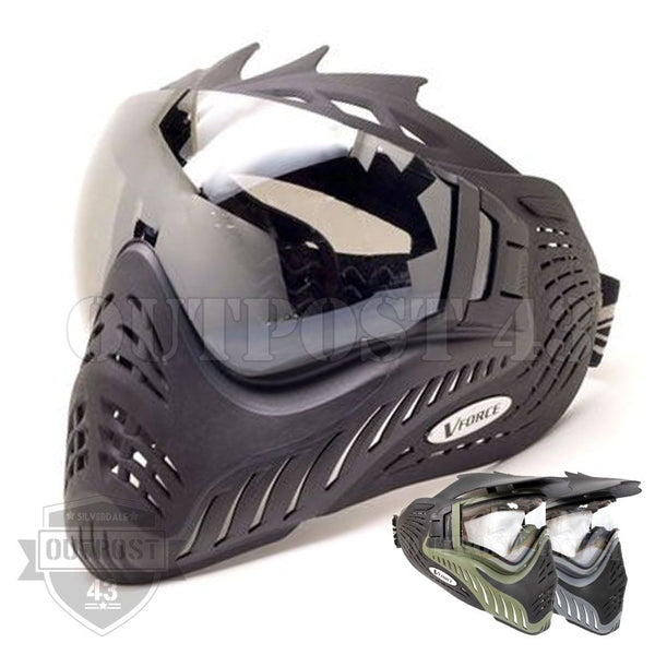 V Force Profiler Paintball Mask