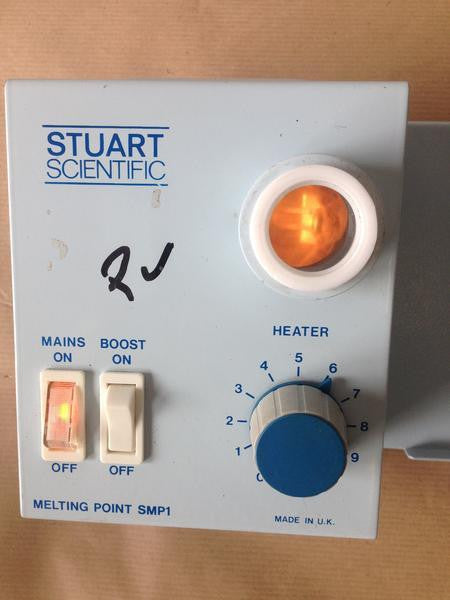 Stuart Scientific SMP1 Melting Point - (3)