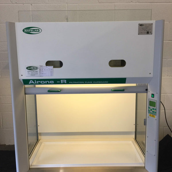 Safelab Airone 1200R Filtration Fume Cupboard