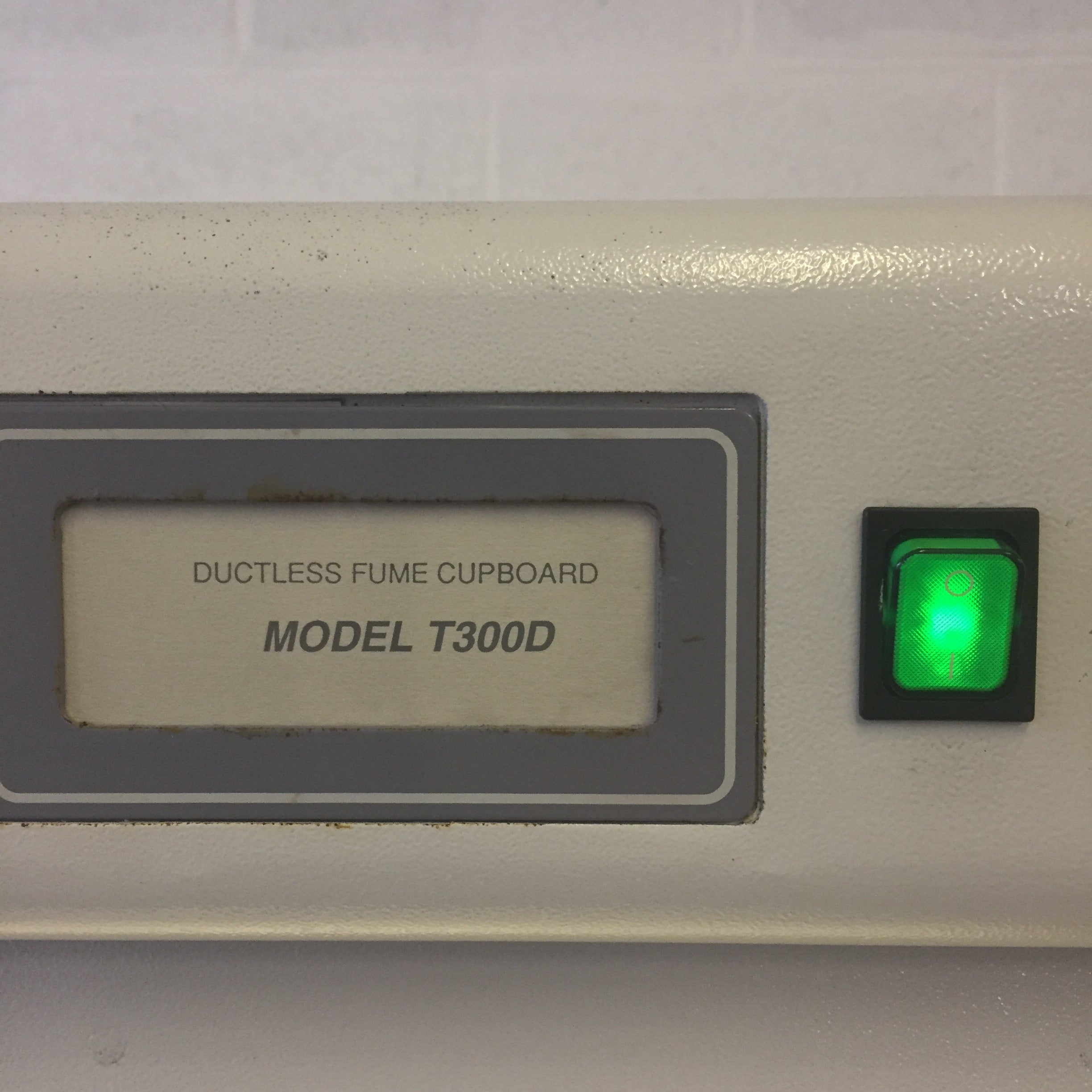 Labcaire Model T300D Fume Cupboard