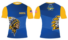 Mahopac Wrestling Sublimated Compression Shirt