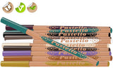 Neve Cosmetics Pastello Eye Pencil - PIOGGIA (TAUPE)