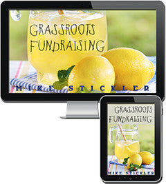 Grassroots Fundraising eBook - GetPublished