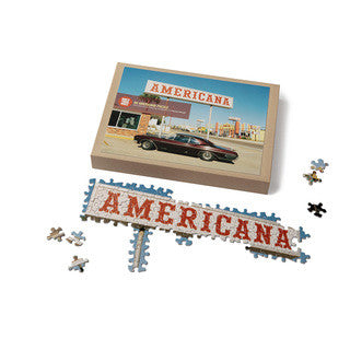 Bob's Your Uncle An Americana Puzzle