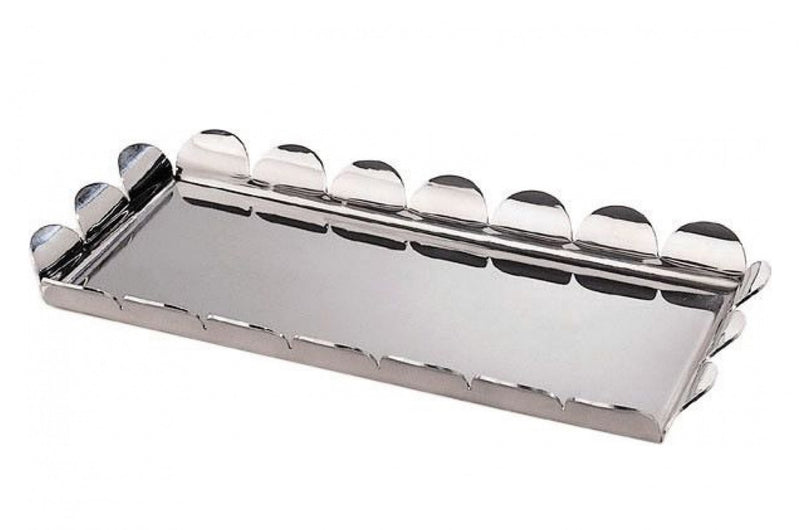 Alessi  AM19VAS Rectangular tray Piccolo Recinto