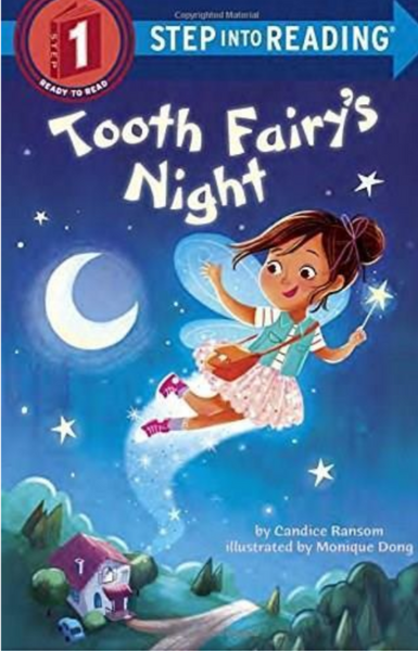 Fern the Tooth Fairy Doll Pillow for Girls by Maison Chic with Tooth Fairy's Night Book Gift Set