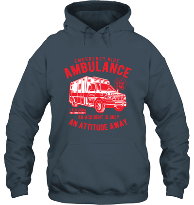 Sanity Shirts - Ambluance Hoodie - mhyplace