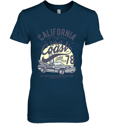 Sanity Shirts - Cali West Coast - mhyplace