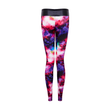 Suki Leatherback Long Leggings in Universe Pink