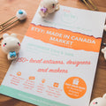 Vancouver's Etsy Made in Canada Market with Brite Up