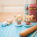 Etsy Vancouver Summer Popsicles Polymer Clay Teddy Bear Workshop