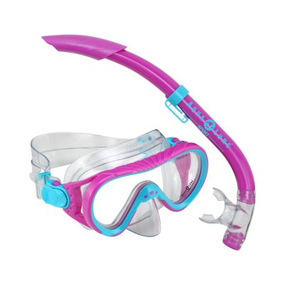 Aqua Lung Coral Jr. Mask & Snorkel - Purple