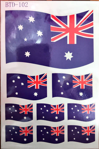 Tattoos Aussie Flag