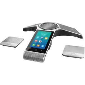 "Yealink CP960  Optima HD VoIP Conference Station w/ 5"" LCD Touchscreen"
