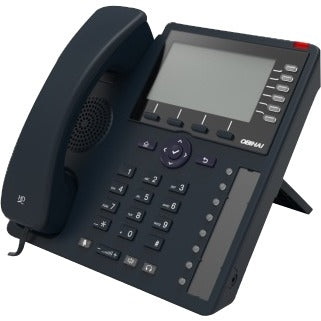 Obihai Gigabit IP Phone with Power Supply - Up to 24 Lines - Built-In WiFi and Bluetooth - Works with Google Voice