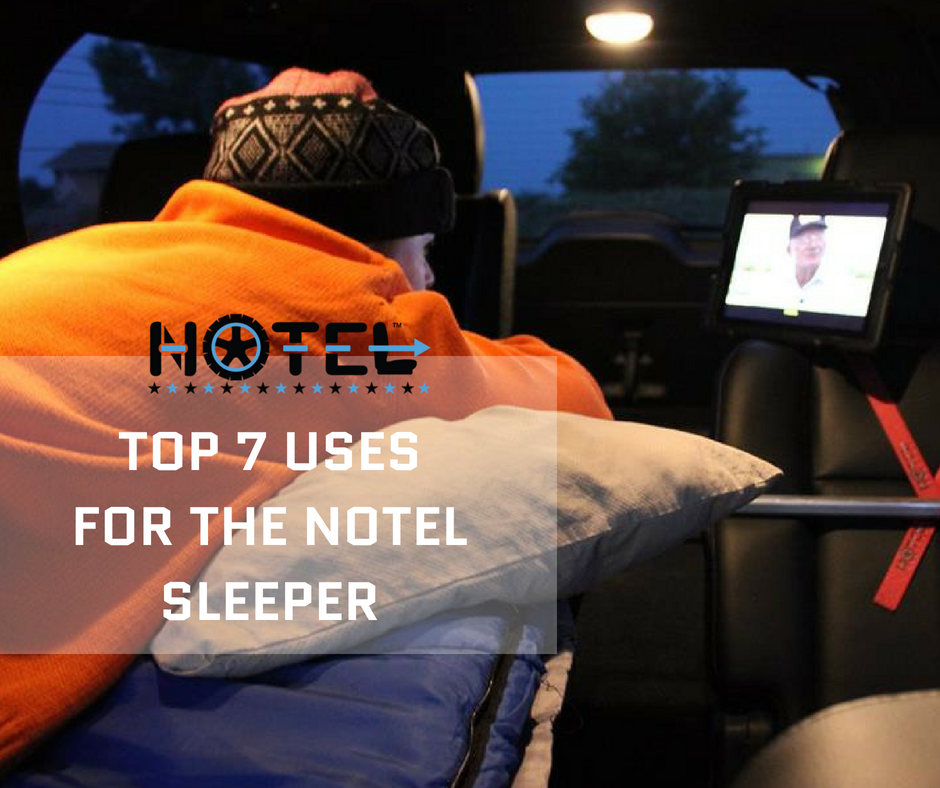 Top 7 Uses for Notel Sleepers