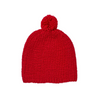 Acorn Campside Beanie Red - Annie and Islabean