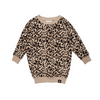KaPow Kids Leopard Print Sweater Dress - Annie and Islabean