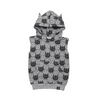 KaPow Kids Wolf Camo Hooded Vest - Annie and Islabean