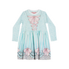 Paper Wings Frills and Spills Gathered Tee Dress
