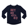 Rock Your Baby Hey Ho Long Sleeve T-Shirt