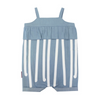 SOOKIbaby Stripe Chambray Playsuit