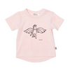 Milk and Masuki Unicorn Short Sleeve Baby Tee