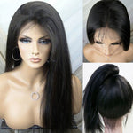 Rechoo Silky Kinky Straight Synthetic Wigs
