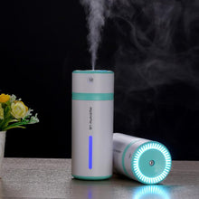 Car USB Mist Discharge Humidifier-Humidifier-Online GMall-Green-China-Online GMall