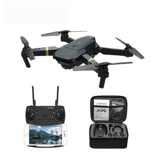 Foldable Drone Eachine-Drone-Online GMall-2MP x 2 Battery-China-Online GMall