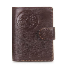 Genuine Leather Passport Holder-Wallet-Online GMall-Brown-China-Online GMall
