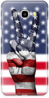 American Hand Mobile Cases for Samsung Galaxy On8