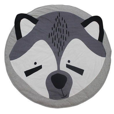 Cheeky Racoon Play Mat-accessories-Lavendersun