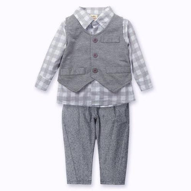 Gents 2 Piece Set-outfit-Lavendersun