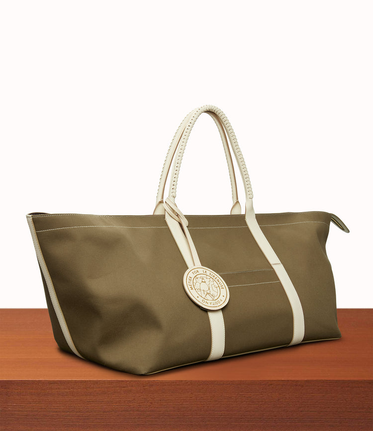 Rousseau Carryall Bag