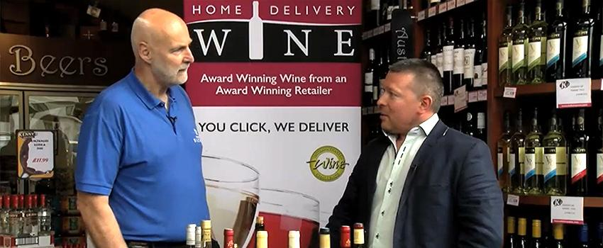 Kenny chats to Leigh Claridge of Sichel Wines