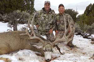 Hunting The Arizona Strip for Trophy Mule Deer