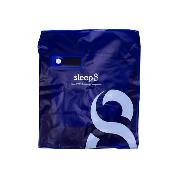 Sanitizing Filter Bag for Sleep8 CPAP Cleaning Device
