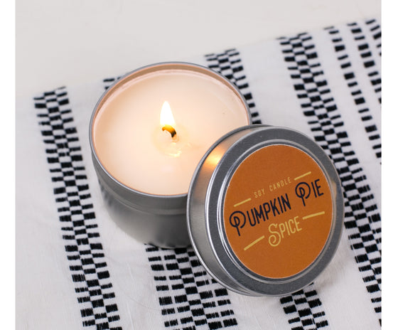 Pumpkin Pie Spice Candle